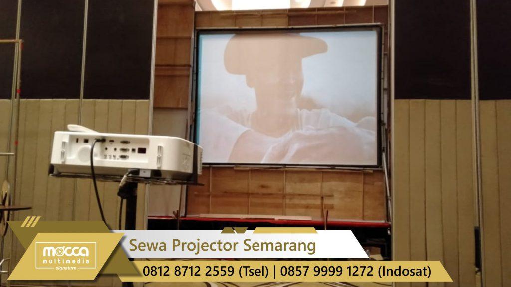 sewa proyektor semarang