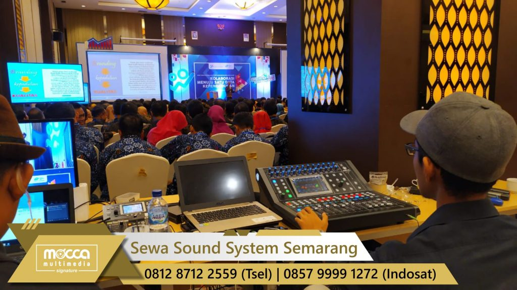 sewa sound system semarang